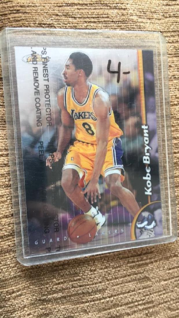 Kobe Bryant 1999 finest