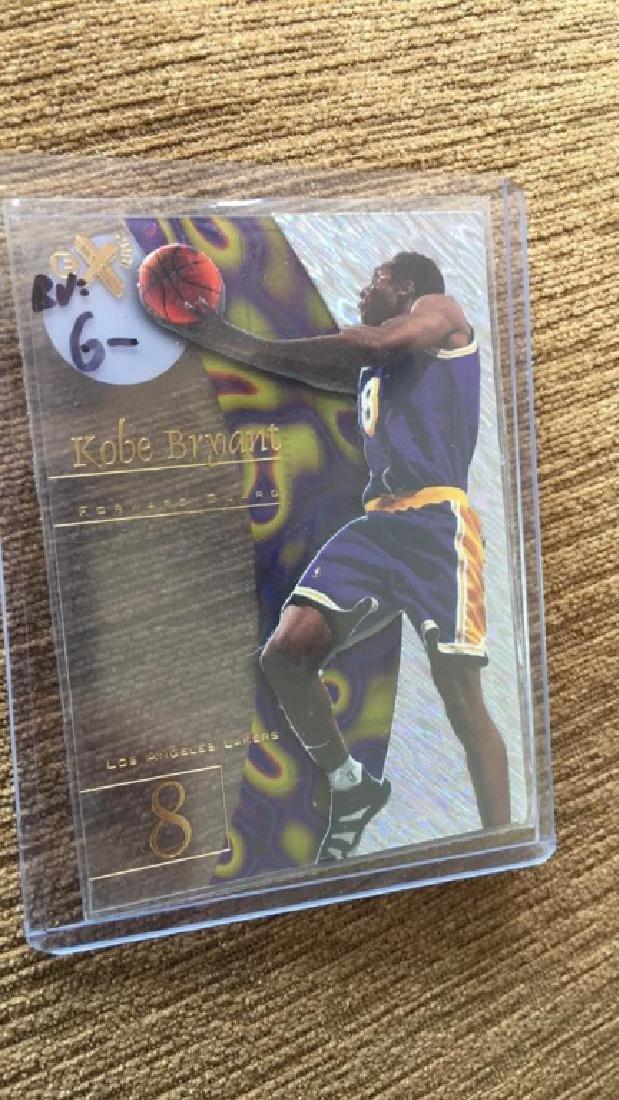Kobe Bryant fleer ex