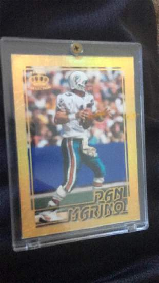 Dan Marino Pacific collection insert gems of the