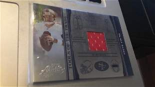 Steve Young absolute tools of the trade jersey