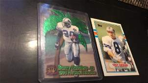 Barry Sanders Pacific collection pro bowl insert