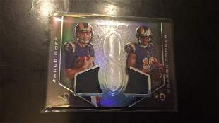 Jared Goff Pharoh Cooper Infinity dual patch RC