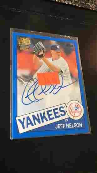 Jeff Nelson archives auto 199