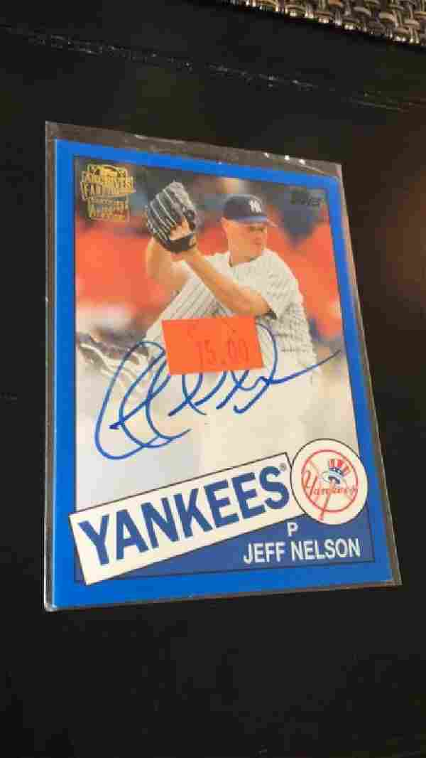 Jeff Nelson archives auto /199