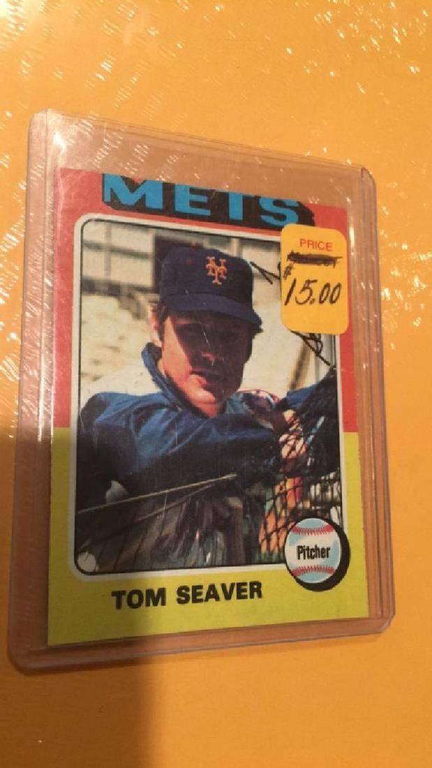 Tom Seaver 1975 tops