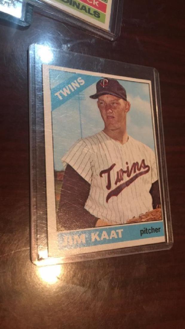 Jim Kaat 1966 Topps