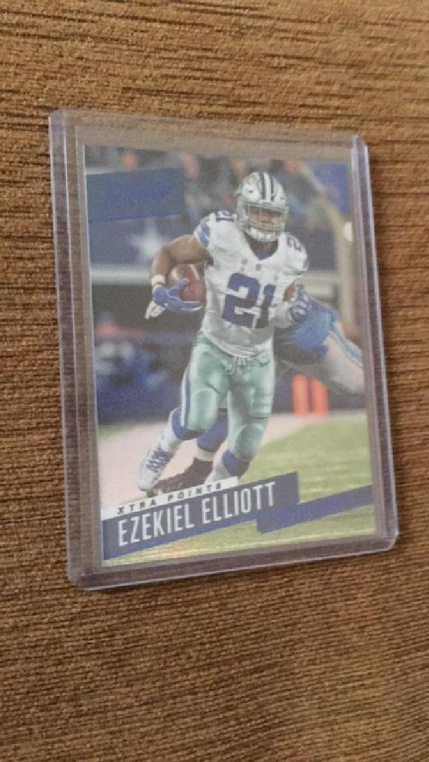 Ezekiel Elliott 2017 prestige extra points SP