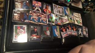 Mix baseball card lot with stores anymore call