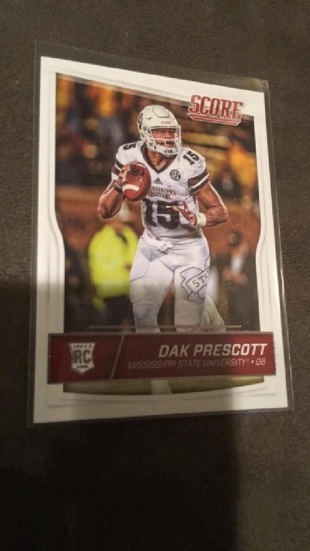Dak Prescott Score RC