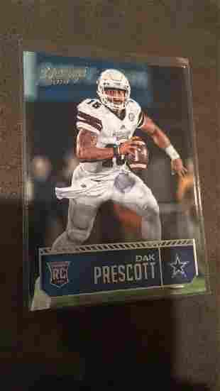 Dak Prescott prestige rookie