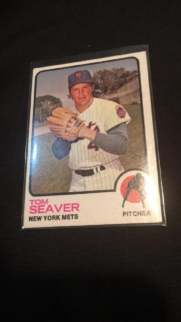 Tom Seaver 1973 Topps