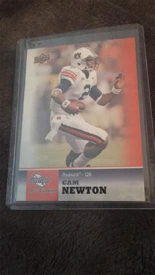 Cam Newton sweet spot RC