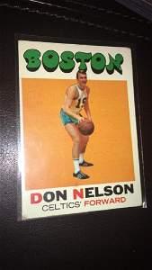 Don Nelson 1972 Topps