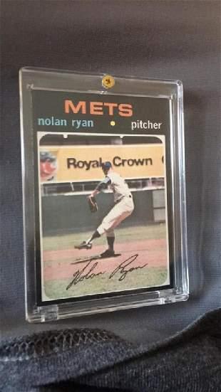 Nolan Ryan 1971 Topps