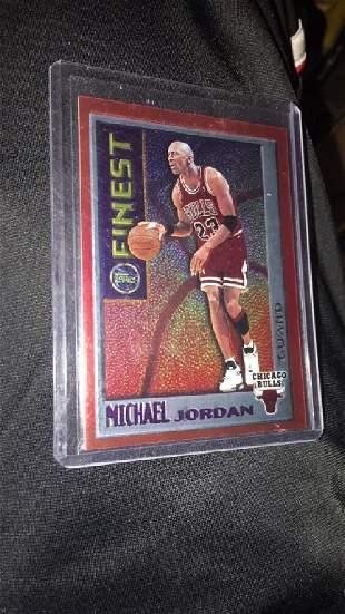 Michael Jordan 1996 finest number M1