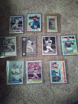 You are bidding on the Card or Cards in the Picture