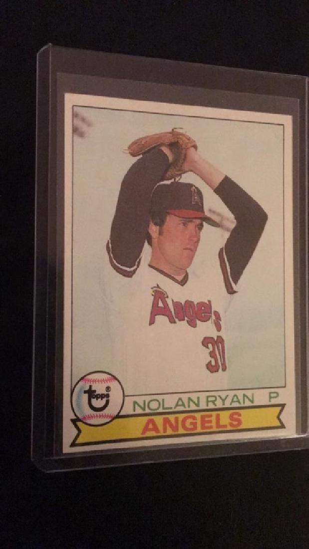 Nolan Ryan 1979 tops