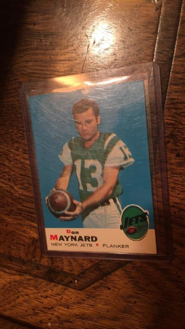 Don Maynard 1968 Topps