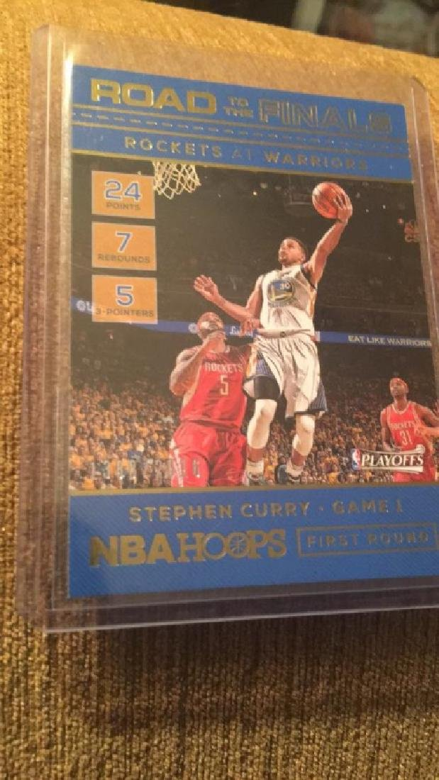 Stephen Curry hoops SP /2016
