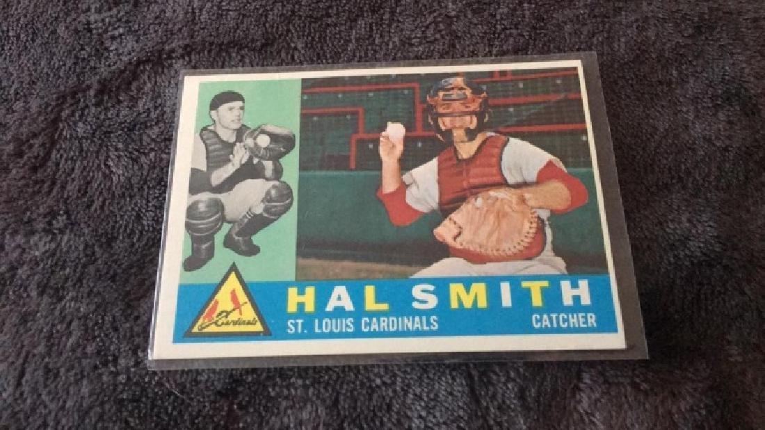 1960 Topps Hal Smith Nrmt