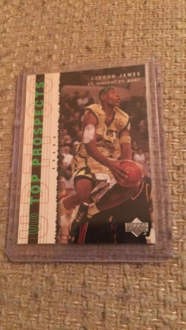 Lebron James Top Prospects RC