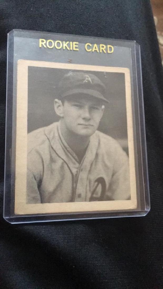 Wayne Ambler 1948 playBall vintage card