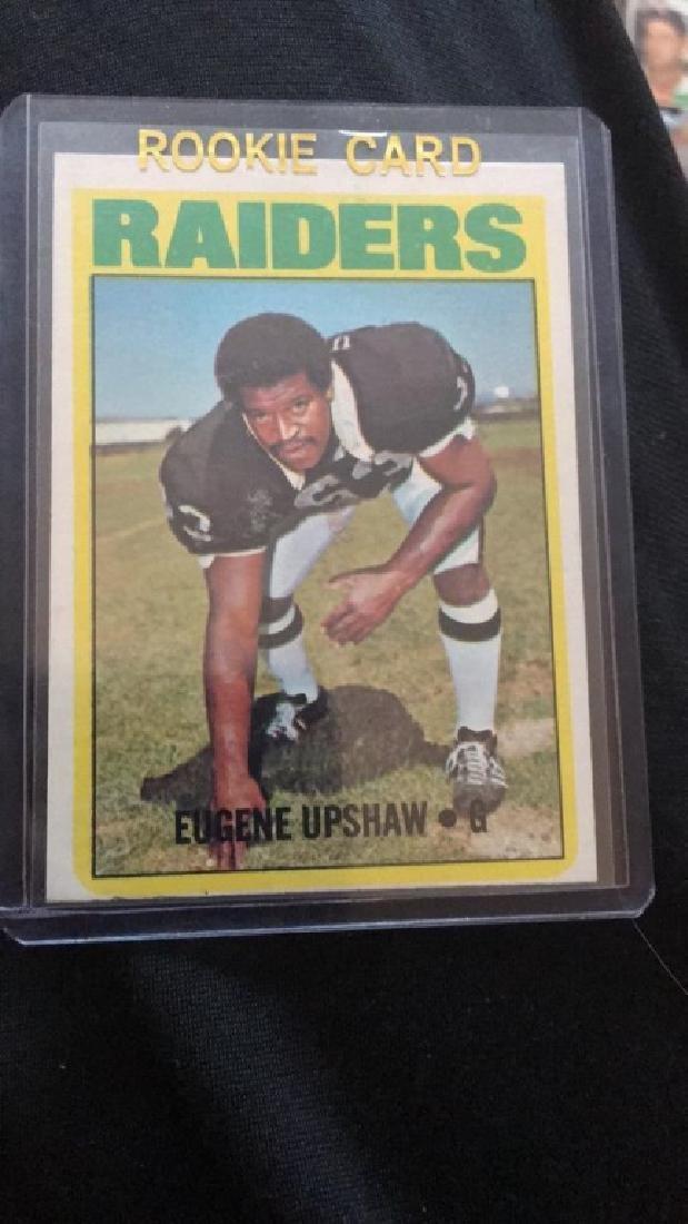 Eugene Upshaw Topps RC