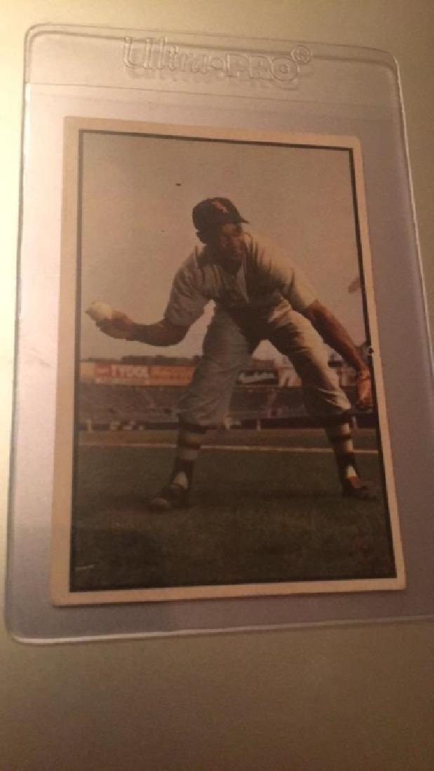 Hector Rodriquez 1953 Bowman Color