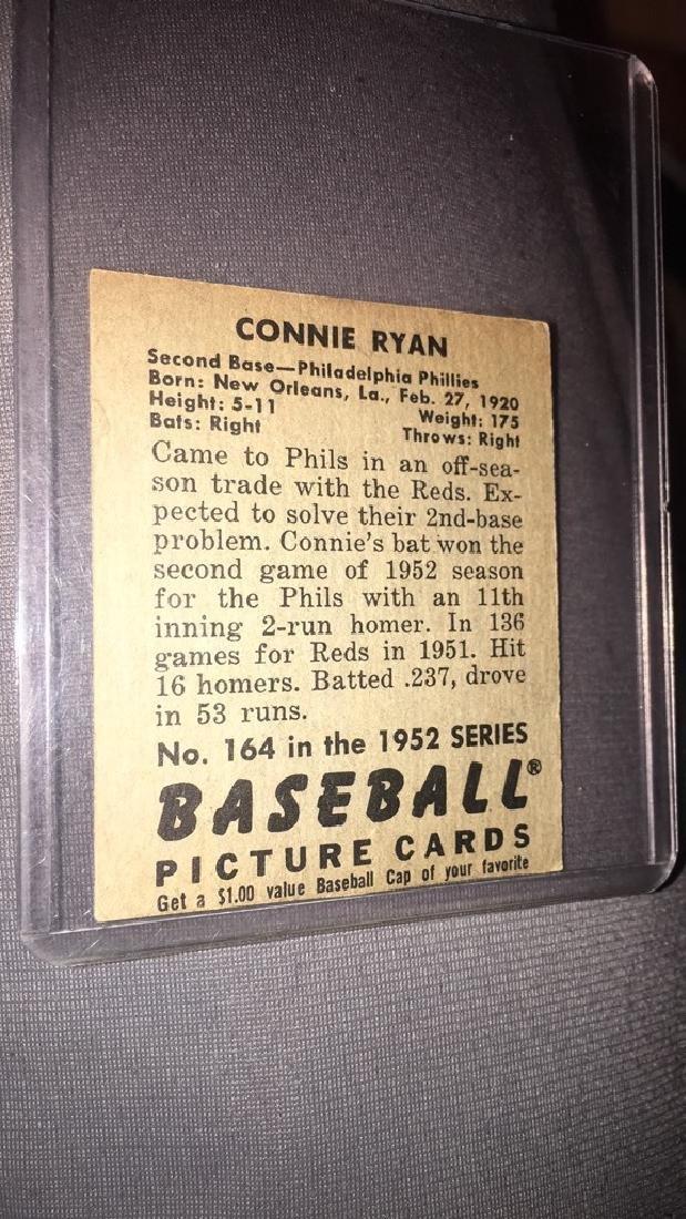 Connie Ryan 1952 Bowman - 3