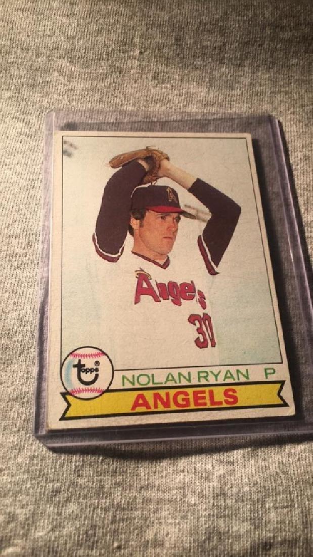 Nolan Ryan 1979 Topps