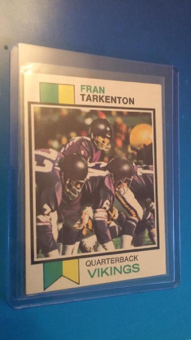 Fran Tarkenton 1973 Topps
