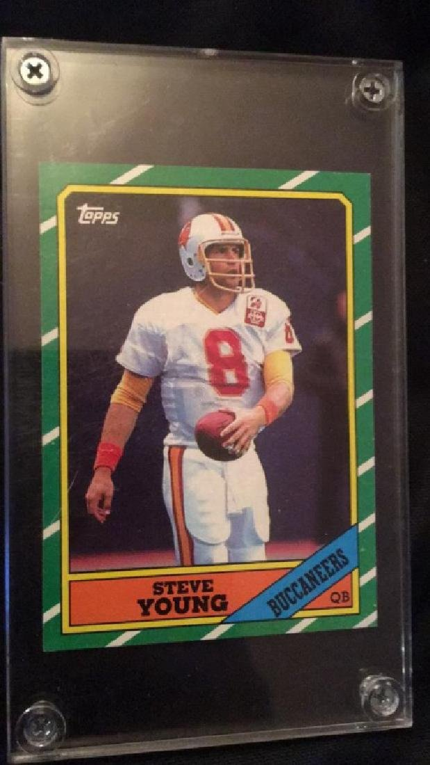 1986 Topps Steve Young RC