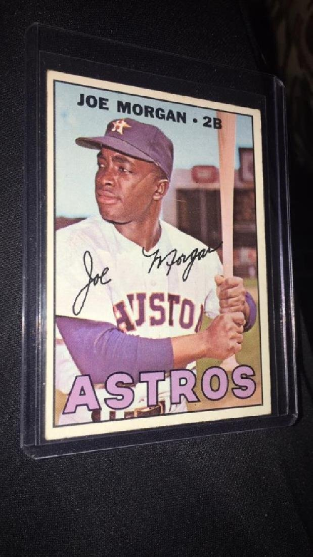 Joe Morgan 1967 Topps