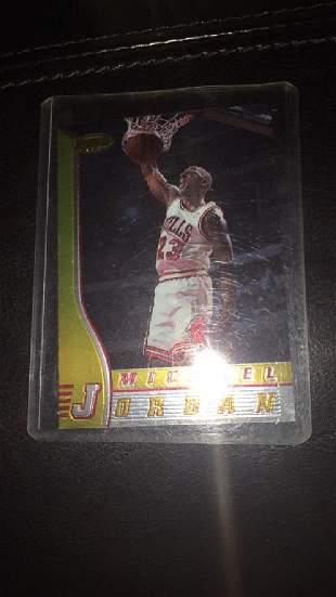 Michael Jordan 1997 Bowmans best