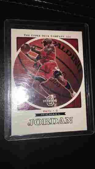 Michael Jordan 200304 standing o