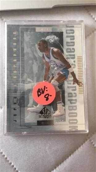 Michael Jordan Jordan scrapbook top prospects