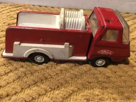 Vintage Tonka Red Fire Truck
