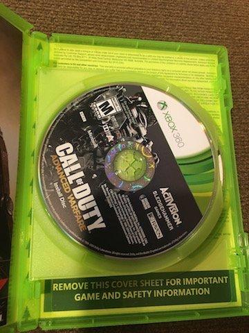 Xbox 360 Call of duty Advanced Warfare Day Zero Edition - 2