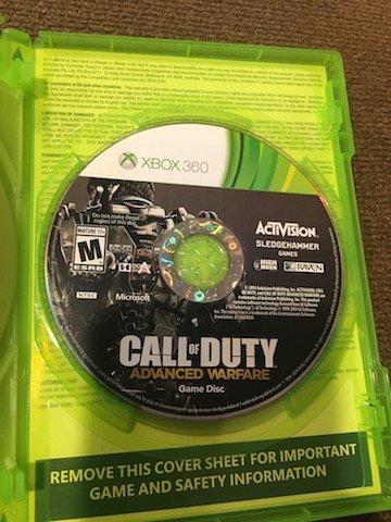 Xbox 360 Call of duty Advanced Warfare Day Zero Edition - 3