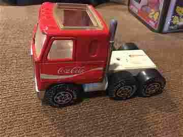 Vintage Buddy L Coca Cola Truck