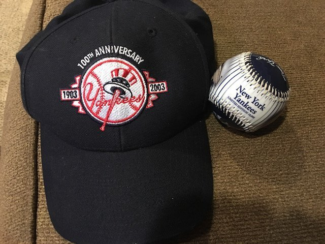 New York Yankees 100th Anniversary Hat and Limited