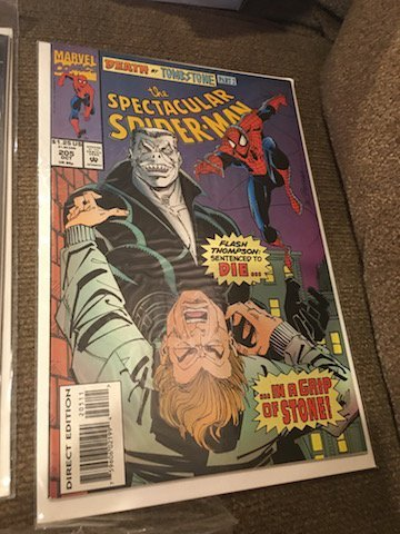 Spider Man Comic book Lot of 5 - 4