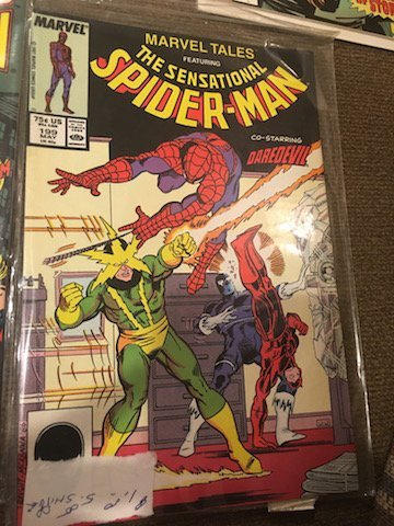 Spider Man Comic book Lot of 5 - 6