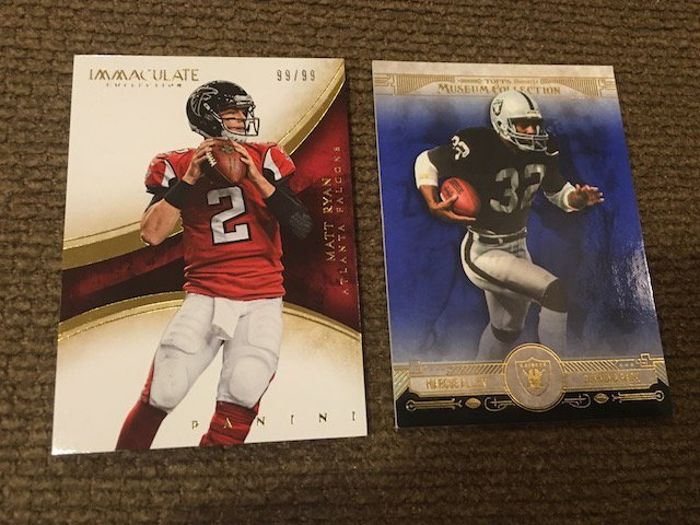Matt Ryan Immaculate Collection 2015 SP 99/99 and