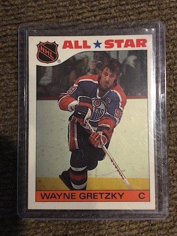 Wayne Gretzky 1985 Topps #2