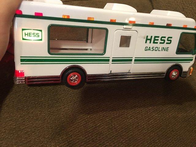 1998 Hess Recreation Van with Lights - 5
