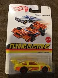 "Hot Wheels Flying Customs ""76 Chevy Monza"