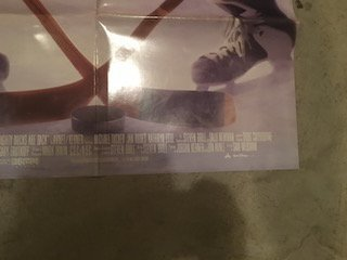 D2: The Mighty Ducks 1994 Original Movie Poster Comedy - 2