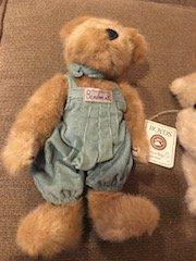 Lot of 2 Boyds Bear teddy bears: home is Where Mom is - 3