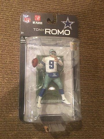 Tony Romo Mcfarlane Mini Figure